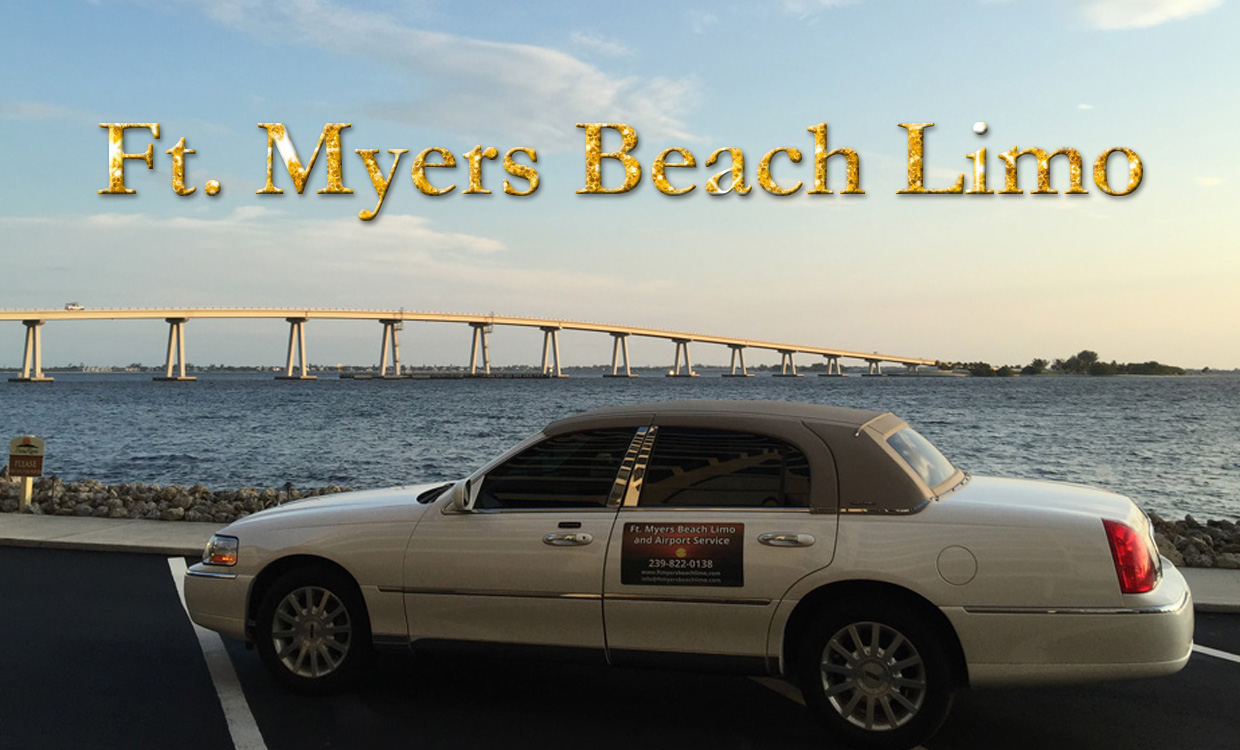 Fort Myers Beach Taxi Limo Uber Shuttle Airport